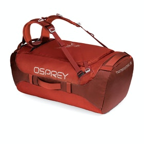 Osprey Transporter 95 Gear Bag - Ruffian Red