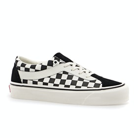 Chaussures Vans Bold Ni Checkerboard - Black Marshamllow