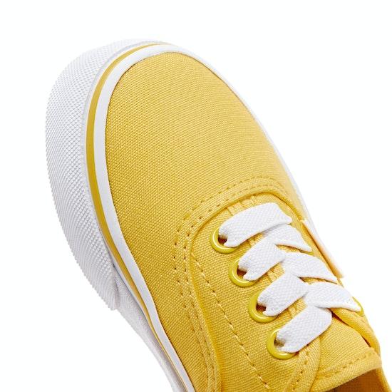 Vans Authentic Elastic Check Lace Kids Shoes