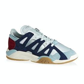 Adidas Originals Dimension Lo Shoes - Ash Grey Blue Tint Collegiate Navy