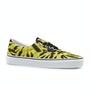 Tie Dye Blazing Yellow True White