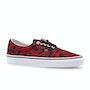 Tie Dye Tango Red True White