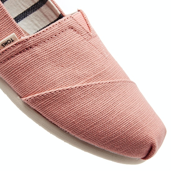 Toms Essential Canvas Womens Slip On Shoes