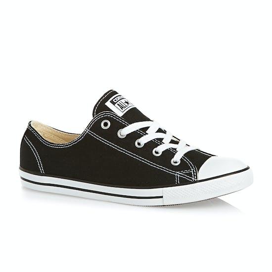 f77d877270b3a Converse Chuck Taylor All Stars Dainty Ox Womens Shoes - Free ...