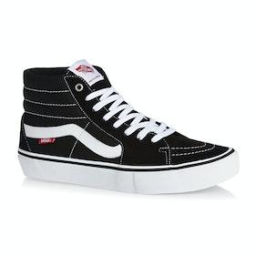 Vans SK8 Hi Pro , Skor - Black White