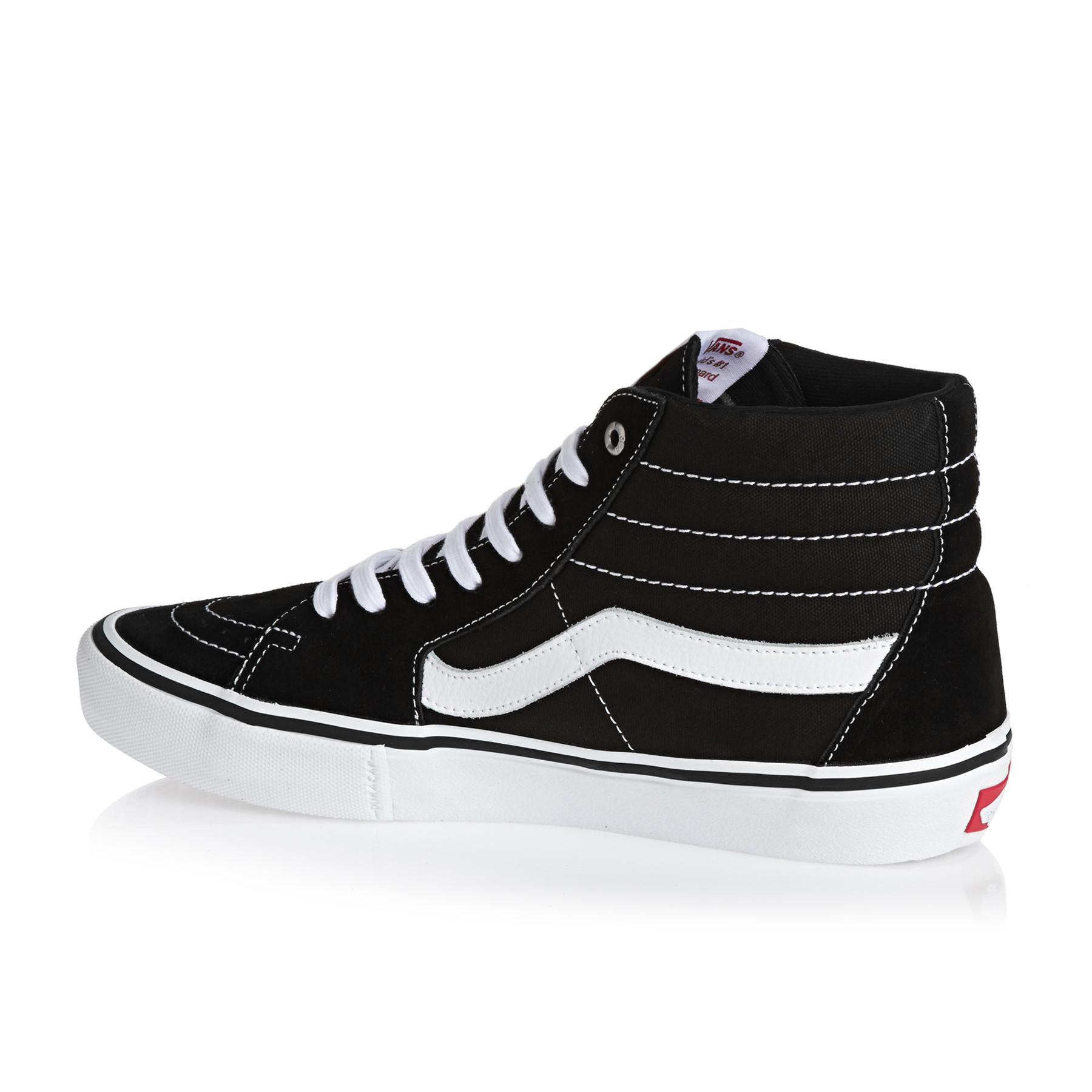 Vans SK8 Hi Pro Schuhe | Kostenlose Lieferung | Surfdome