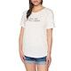 Roxy Follow Me To The Beach D Womens Short Sleeve T-Shirt