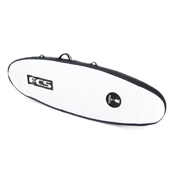 FCS Travel 2 Funboard Surfboard Bag