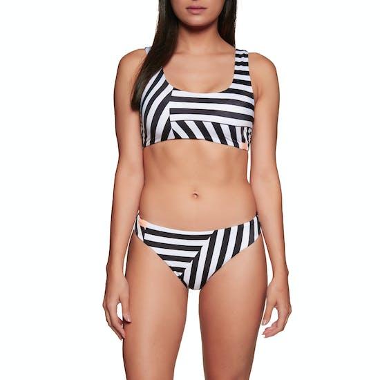 Roxy Pop Surf Regular High Bikini Bottoms