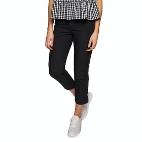 Santa Cruz Debbie Womens Trousers - Black