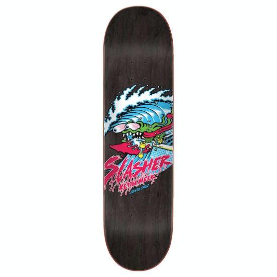 Santa Cruz Wave Slasher 7.75 Inch Skateboard Deck