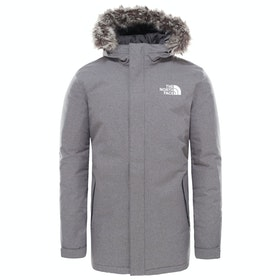 North Face Zaneck , Jakke - Tnf Medium Grey Heather