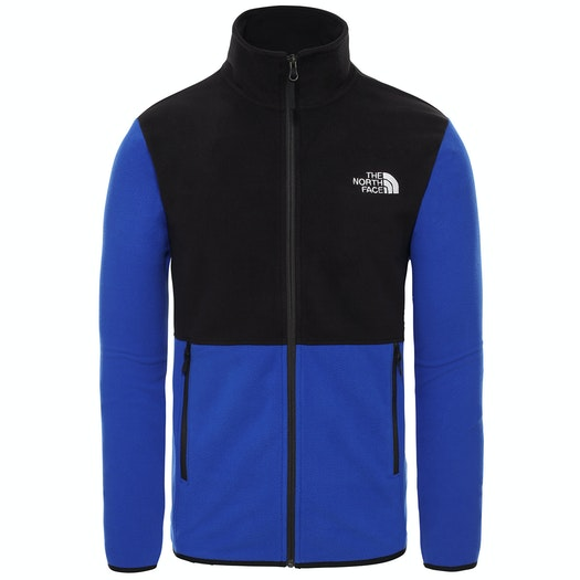 North Face Tka Glacier Full Zip Fleece
