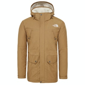 North Face Katavi Modejakke - British Khaki