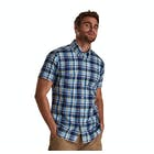 Barbour Madras 3 Short Sleeve Shirt