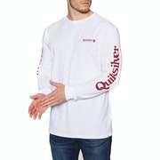 Quiksilver Check It Long Sleeve T-Shirt