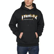 Thrasher Intro Burner Pullover Hoody