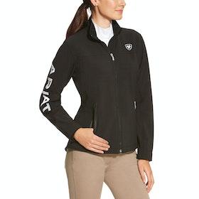 Ariat Team II Ladies Softshell Jacket - Black