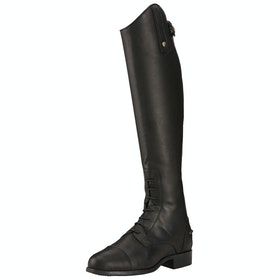 Ariat Heritage Compass H20 Ladies Long Riding Boots - Black