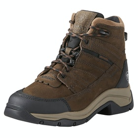 Ariat Terrain H2O Insulated Ladies Paddock Boots - Java