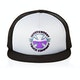 Casquette Independent Purple Chrome Mesh Back