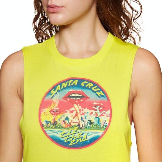 Santa Cruz Invade Womens Tank Vest