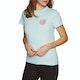 Santa Cruz Screaming Hand Mosiac Womens Short Sleeve T-Shirt