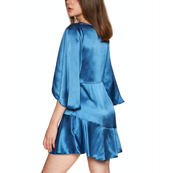 Free People Strike A Pose Mini Dress