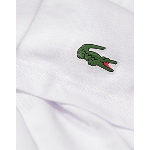 Lacoste Crew Neck Essentials Multi Pack Loungewear Tops
