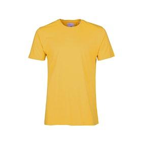 Colorful Standard Classic Organic Kurzarm-T-Shirt - Burned Yellow