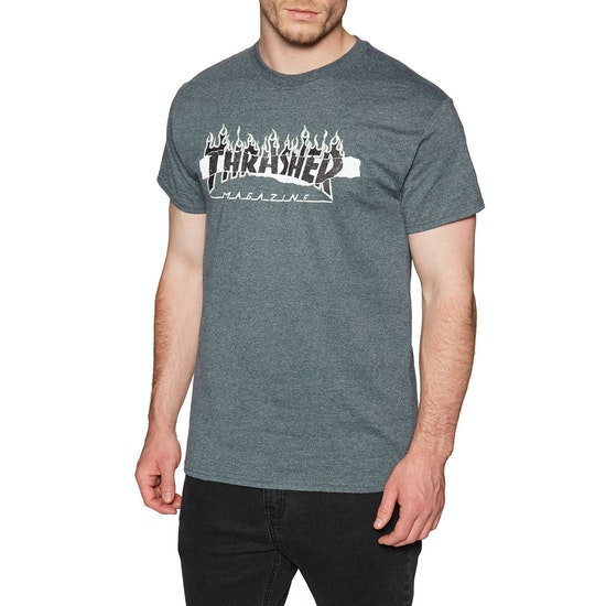 Thrasher Ripped Short Sleeve T-Shirt