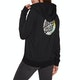 Santa Cruz Patchwork Dot Womens Pullover Hoody