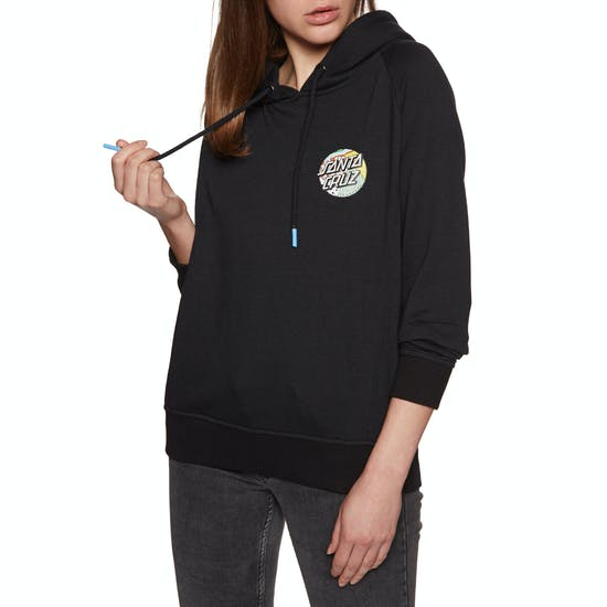 Santa Cruz Patchwork Dot Womens Pullover Hoody