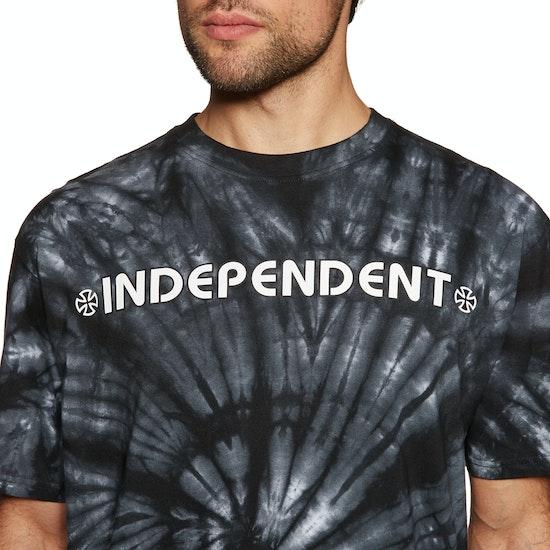T-Shirt à Manche Courte Independent Bar Cross