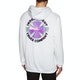 Independent Purple Chrome Pullover Hoody