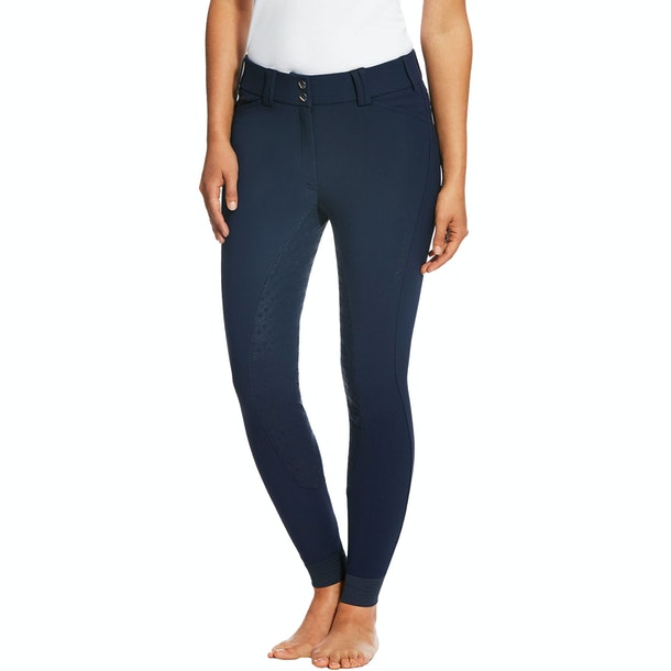 Ariat Tri Factor Grip Full Seat Ladies Riding Breeches