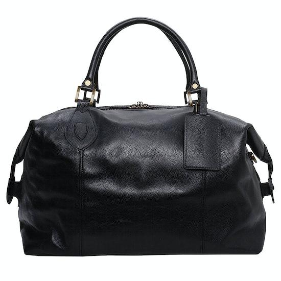 Barbour Leather Travel Explorer Duffle Bag