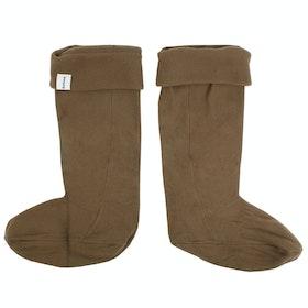 Barbour Fleece Welly Socks - Olive