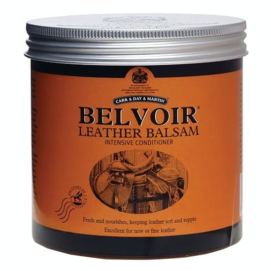 Carr Day and Martin Belvoir Leather Balsam Leathercare