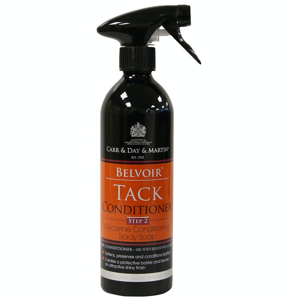 Entretien du cuir Carr Day and Martin Belvoir Tack Conditioner Step 2 500ml