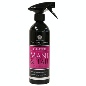 Carr Day and Martin Canter Mane and Tail Conditioner 500ml Mane Care - Clear