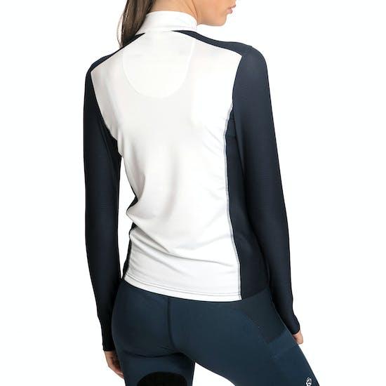 Horseware Polo Ellie Long Sleeve Technical Ladies Top