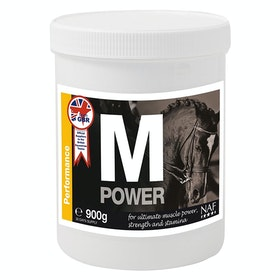 NAF M Power 900g Performance Supplement - Clear