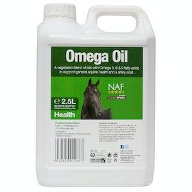 Complément alimentaire santé NAF Omega Oil 2.5L - Clear
