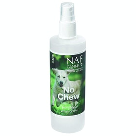 NAF No Chew Spray 250ml Dog Accessory - Clear