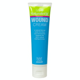 NAF NaturalintX Wound Cream 100ml Horse First Aid - White