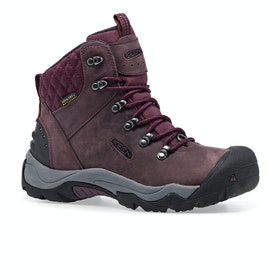 Keen Revel III Womens Walking Boots - Peppercorn Eggplant