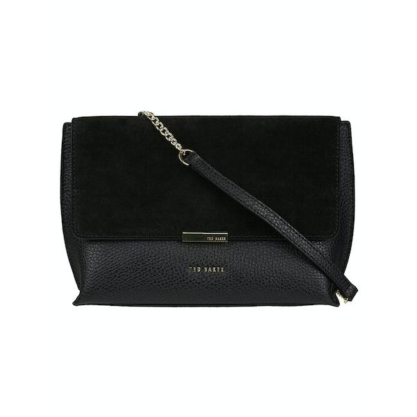 Ted Baker Lisa Suede Bar Detail Xbody Women's Handbag