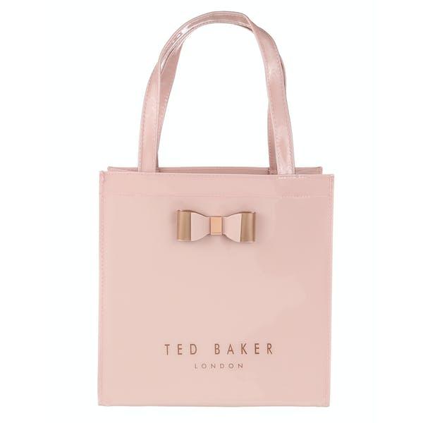 Ted Baker Silcon Bow Detail Small Icon Kvinner Handlebag