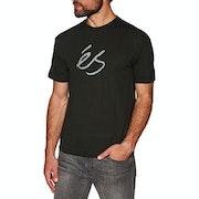 eS Mid Script Tech Short Sleeve T-Shirt